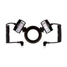 Olympus tf-22 zangenblitz anillo relámpago relámpago Flash para cámara digital SLR-nuevo