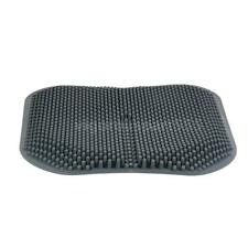 Silica Gel Car Seat Cushion Non Slip Chair Pad for Office Truck Home 16.5 G5H1