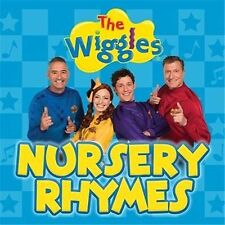 The Wiggles Nursery Rhymes CD | Realsed 2017 | Brand New in Packet Sealed