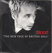 BLOOD - The New Face of British Soul - Promo CD