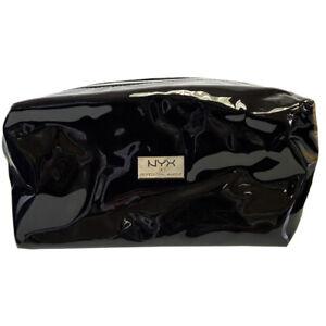 NYX Professional Large Vinyl Zipper Makeup Bag