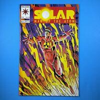 SOLAR Man of the Atom #18 VALIANT COMICS 1993 Kevin Vanhook & Peter Grau