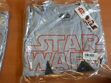 Mens STAR WARS The Last Jedi - TIE FIGHTER T-Shirt Licensed