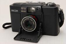 [EX] Ricoh FF-1s 35mm Point & Shoot Filmkamera schwarz aus Japan