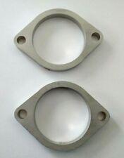 1 Paar Krümmer Schellen Klemmen VS 1400 Intruder Edelstahl V2A Headers exhaust