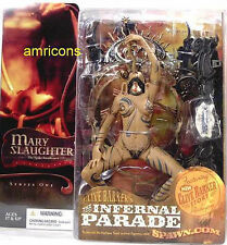 McFarlane Toys Clive Barker Infernal Parade Mary Slaughter Action Figure 2004
