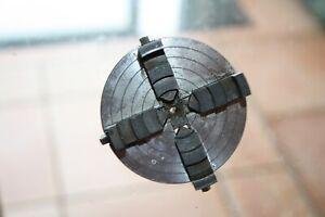 Vintage watchmakers lathe 4 chuck  8mm shank excellent condition Boley & Leinen