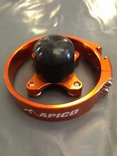 APICO LAUNCH CONTROL HOLESHOT DEVICE FITS KTM  SXF 350  2011 - 2018 ORANGE