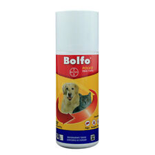 Bayer Bolfo Anti Tick and Flea Powder For Dogs / Cats (100g)