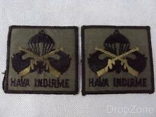 Pair of Hava Indirme Military Arm / Sleeve Patches