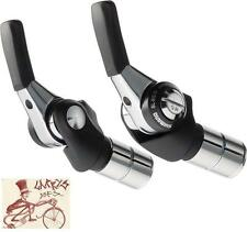SHIMANO DURA-ACE BS79 DOUBLE/TRIPLE 10-SPEED BAR END SHIFTER SET