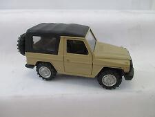 Cursor Modell 1:35 679 Mercedes-Benz  Geländewagen WT9942