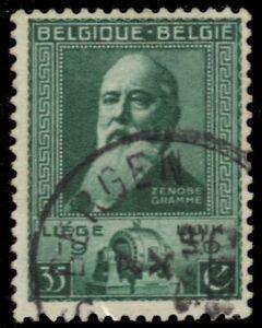 """BELGIUM 217 - Liege Industrial Exhibition """"Zenobe Gramme"""" (pa54496)"""