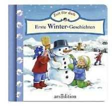 Erste Winter-Geschichten von Sabine Cuno Wintergeschichten NEU