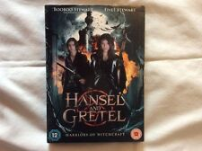 HANSEL AND GRETEL (DVD)