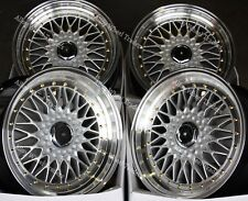 "18"" Silver RS Alloy Wheels Fits Vauxhall Opel Combo Van 2011> X12 5x98"