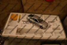 Gama Opel Monza Silver built Kit 1/25th Scale 90006680
