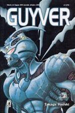 manga STAR COMICS GUYVER numero 31