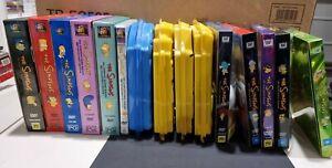 The Simpsons : Season's 1 to 15 Box Sets RARE.Really Nice Set.. Collectors Item.