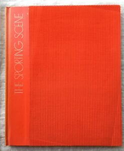 The Art of Sewing vintage book The Sporting Scene