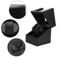HOT Mechanical Watch Automatic Winder Rotating Watch Storage Collection Case Box
