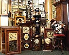 Tic-Tock Clock and Watch Shops