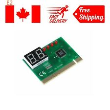 PC diagnostic 2-digit pci card motherboard tester analyzer code For computer
