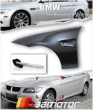 BMW M3 Style Look Front Fender Side Panels E90 Sedan Saloon 325i 328i 335i 335xi