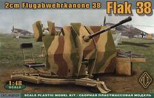 Ace 1/48 2 cm Flak 38 # 48103