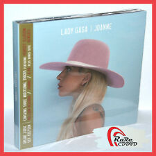 LADY GAGA Joanne + Bonus Remixes 2CD Digipak BOX Photo Germanotta Sealed