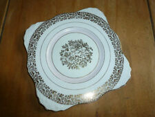 Tuscan Porcelain & China Cake Plates/Stands