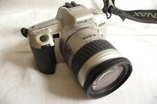 Camera  MINOLTA DYNAX 404si 28-80mm lens ... D6