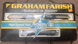 Graham Farish Inter-city 125 Train Set