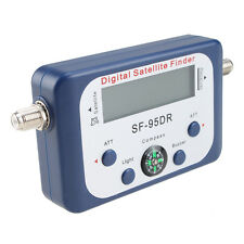 SF-95DR Digital Satellite Signal Meter Finder Directv Dish with Compass FAT