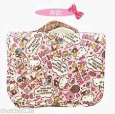 Hello Kitty Bath Time Retro Tolietry Make Up Travel Hanging Wash Bag KK797