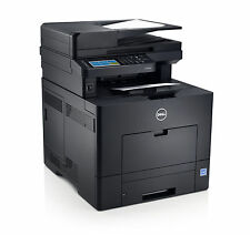 Dell C2665DNF Workgroup Laser Printer with toners refurbished