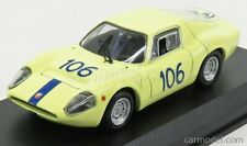 Best-model 9770 scala 1/43 fiat abarth ot1300 n 106 targa florio 1968 virgilio