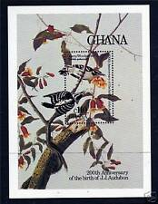 Birds Ghanaian Stamps