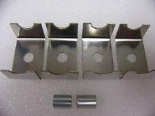 Honda CB 750 cuatro k1 algunas piezas para banco de asiento cinturón clip set, seat Strap F - 14
