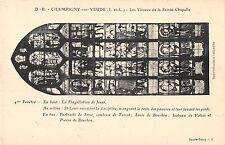 BF6289 champigny sur veude les vitraux de la sainte ch france      3