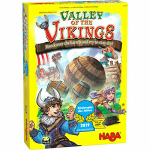 Valley of the Vikings 2019 Children's Game of the Year winner  ~ Haba Games