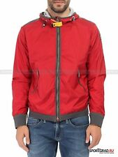 NEW PARAJUMPERS JACKET AUSTIN RED L FREE SHIPPING
