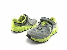 Saucony Kotaro 3 Boys Grey Athletic Running Sneakers Shoes Us 1 M B560