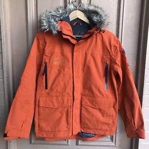 LINDBLAD ANTARCTIC Winter Snow Ski Jacket National Geographic ~ Unisex Size S