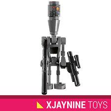 GENUINE LEGO STAR WARS IG-88 Bounty Hunter Assassin Droid Minifig + Blasters NEW