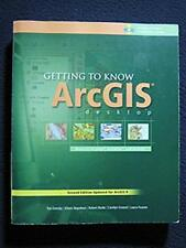 Getting to Know ArcGIS Desktop: The Basics of ArcView, ArcEditor, and ArcInfo ..
