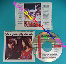 CD Tom Waits & Crystal Gayle One From The Heart Soundtrack 467609 2 UK 90(OST1)