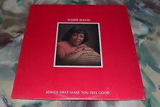 Marie Davis~Songs That Make You Feel Good~Black Gospel~Private LP~FAST SHIPPING