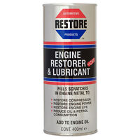 New AMETECH ENGINE RESTORER OIL 400mls Restores Petrol, Diesel LPG + RX8 engines