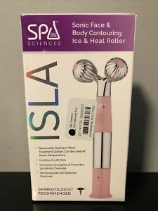 Spa Sciences Sonic Face & Body Contouring Ice & Heat Roller